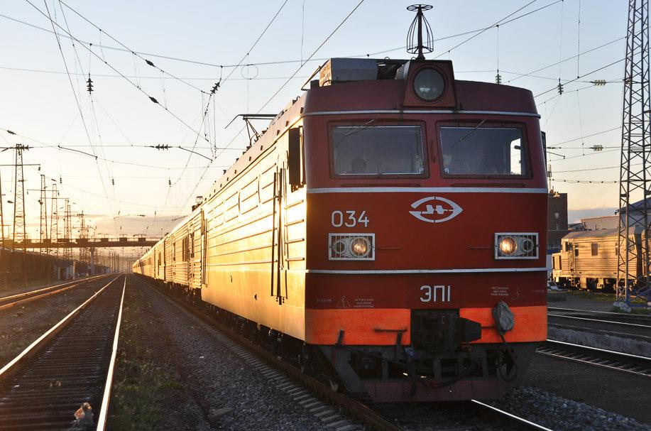 Transsibirische Eisenbahn Show