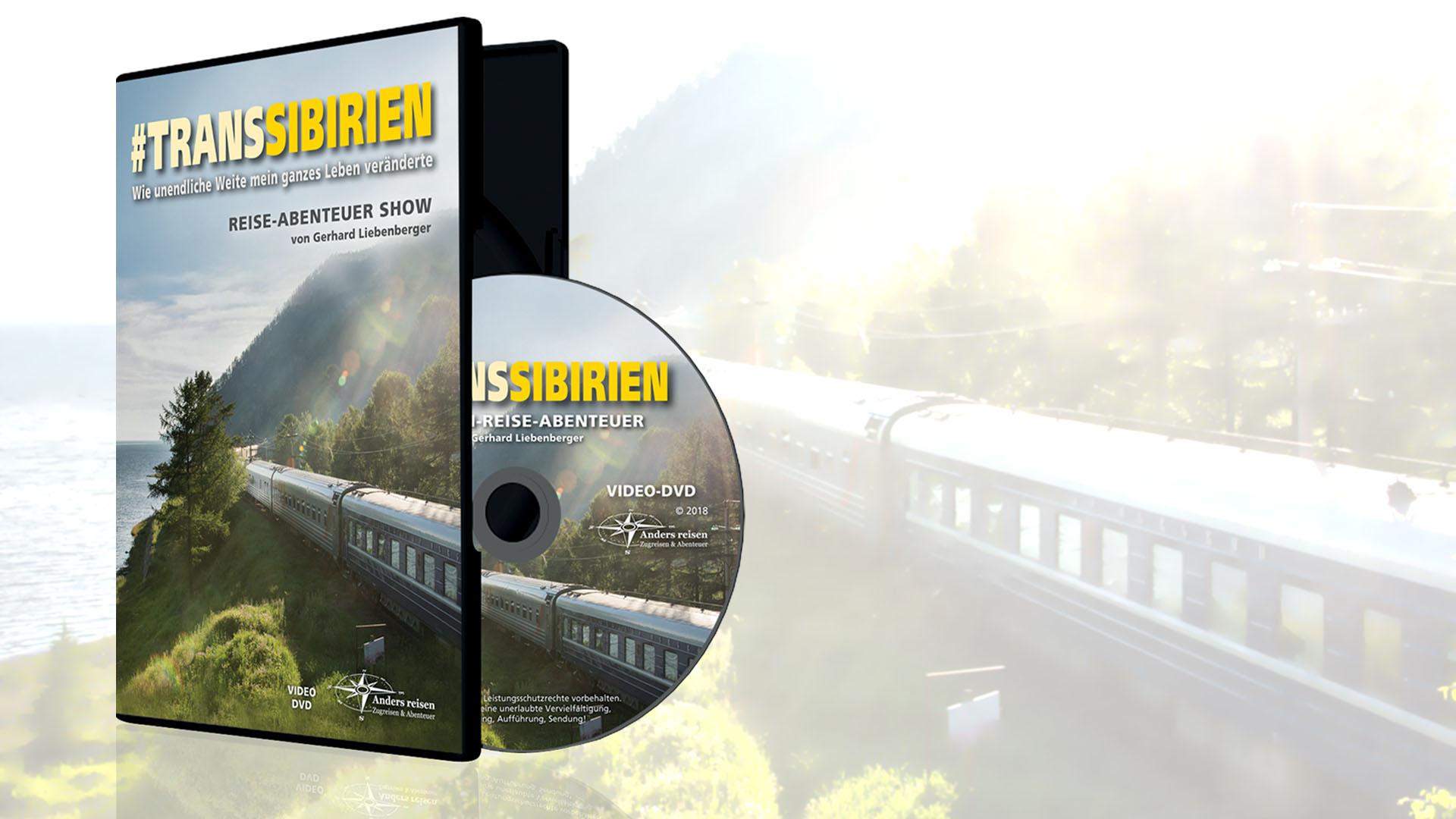 Video-Download & DVD: #Transsibirien - Transsibirische Eisenbahn